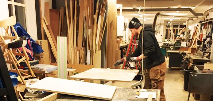 Serviceaftaler hos Tømrermester Benjamin Tømrer